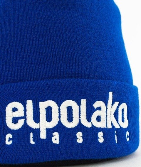 El Polako-Classic EP Czapka Wywijana Chabrowa