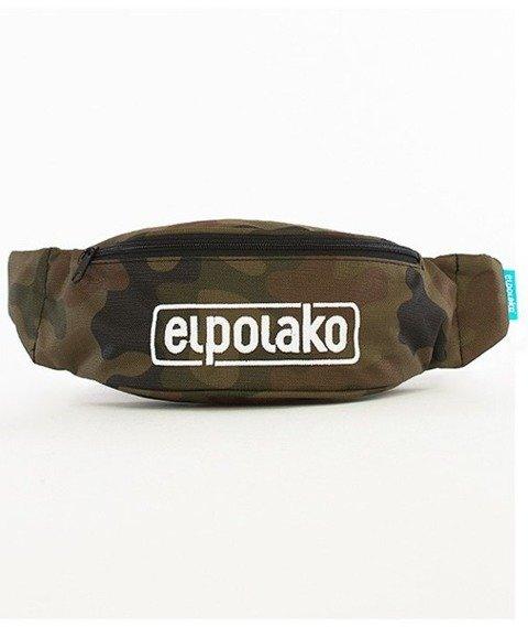 El Polako-Classic Haft Street Bag Nerka Moro