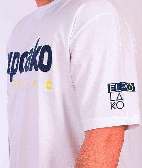 El Polako-Classic T-Shirt Biały