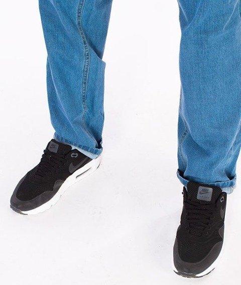 El Polako-Cut Slim Jeans Spodnie Light Blue