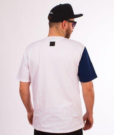 El Polako-Cuts Logo T-Shirt Biały