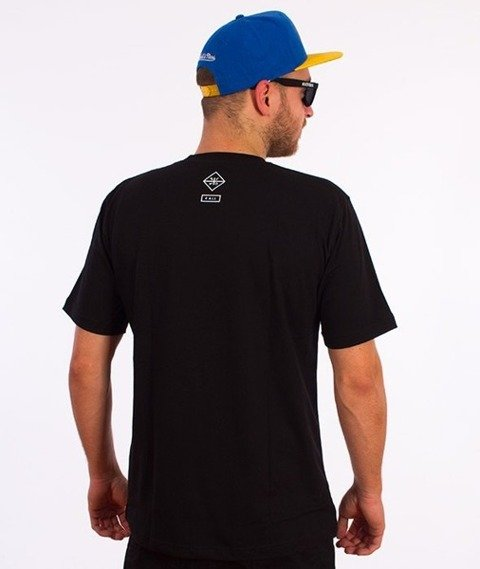 El Polako-Drapieżne Chmury T-Shirt Czarny