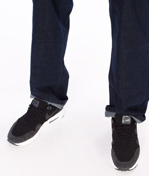 El Polako-E Regular Jeans Spodnie Dark Blue