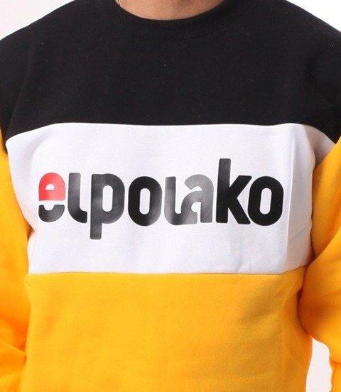 El Polako-ELPO NEW Bluza Żółty
