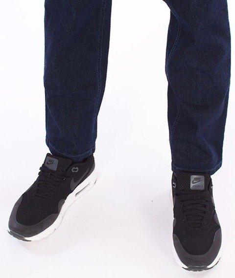 El Polako-EP Basic Slim Jeans Spodnie Ciemne Spranie