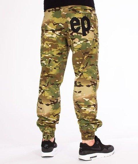 El Polako-EP Moro Jogger Regular Spodnie US Camo