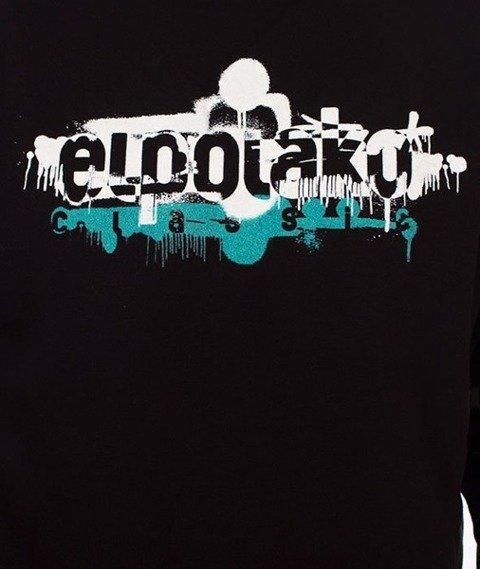 El Polako-EP Paint Bluza Czarna