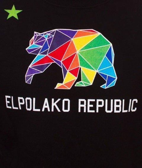 El Polako-EP Republic Bluza Czarna