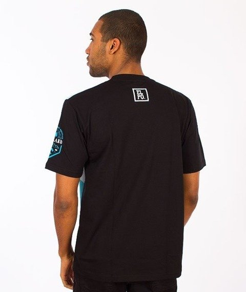 El Polako-Góry T-Shirt Czarny/Multikolor