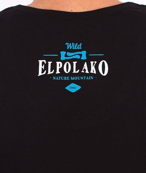 El Polako-Góry Tank-Top Czarny