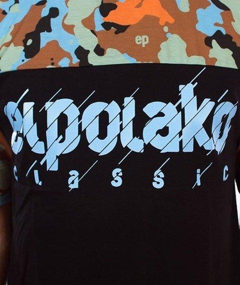 El Polako-Half Moro 08 Cut T-Shirt Czarny