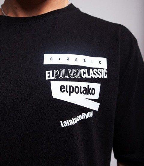 El Polako LR T-Shirt Czarny