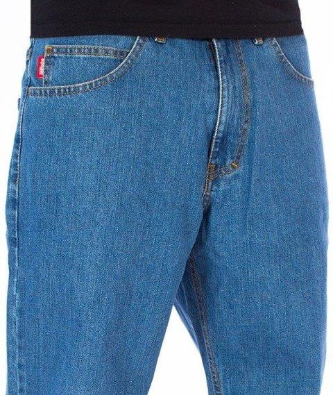 El Polako-Line EP Regular Jeans Spodnie Light Blue