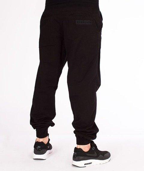 El Polako-Logo Classic Jogger Stretch Regular Spodnie Czarne