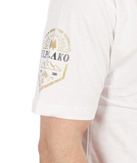 El Polako-Mind T-Shirt Biały