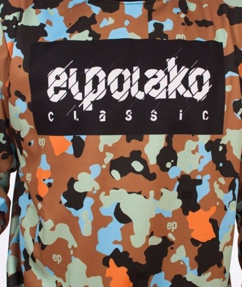 El Polako-Moro 08 Premium Bluza Multikolor
