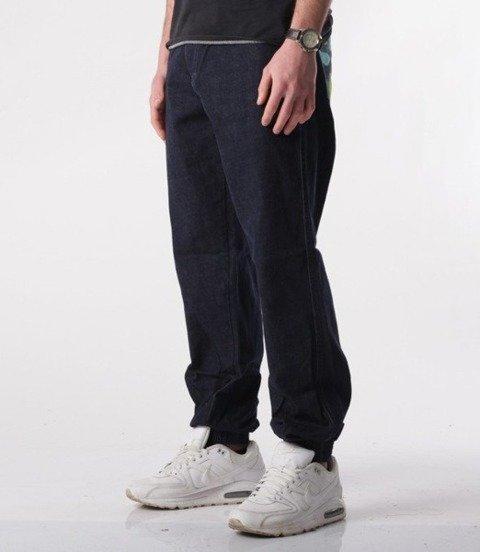 El Polako-Moro EP Regular Jogger Spodnie Ciemne Spranie