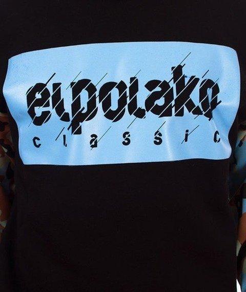 El Polako-Moro Rękaw 08 Bluza Czarna
