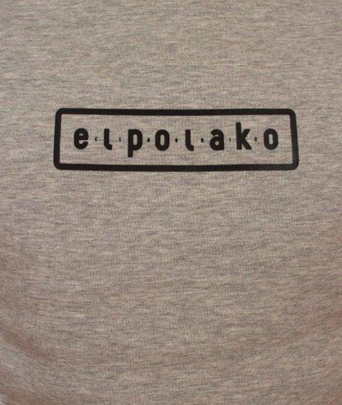 El Polako-Mountain Bluza Szara