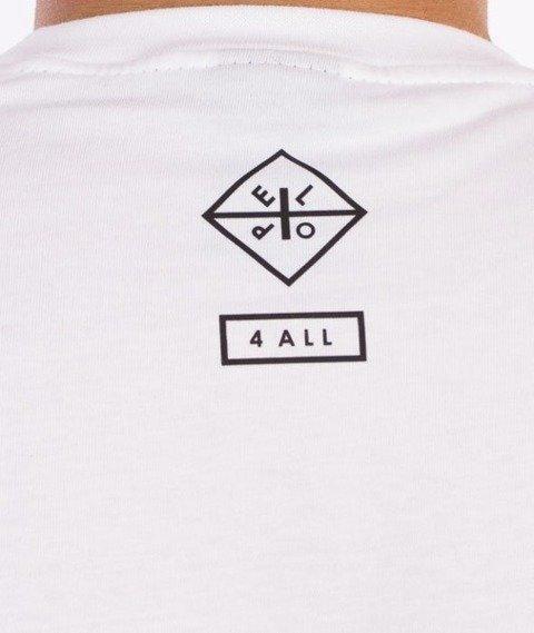 El Polako-Old Classic T-Shirt Biały