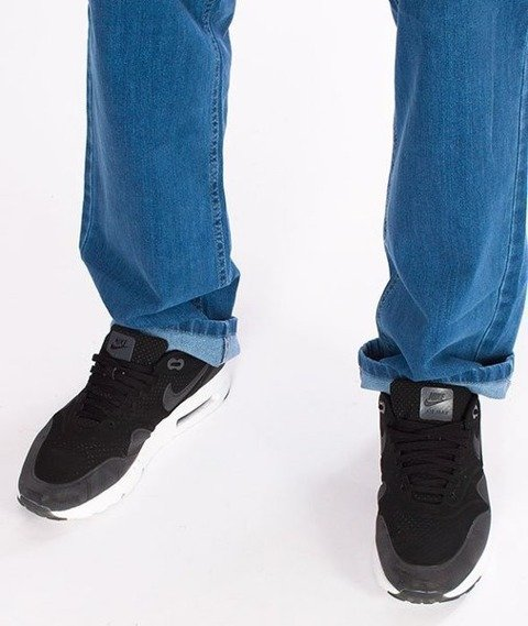 El Polako-Outline Regular Jeans Spodnie Light