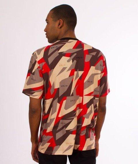 El Polako-Premium Red Triangle Moro T-Shirt