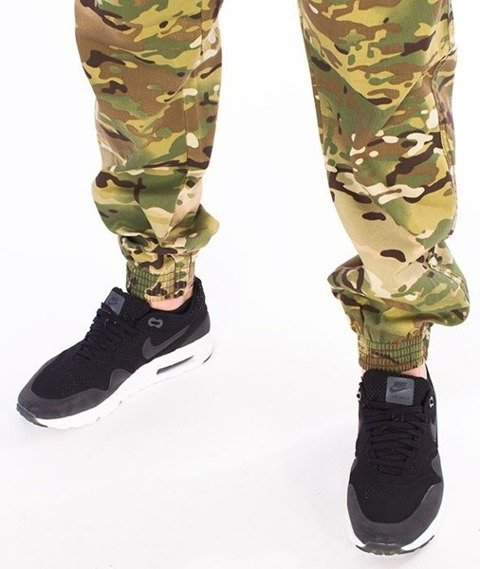 El Polako-Regular Jogger CLASSIC Spodnie US Camo