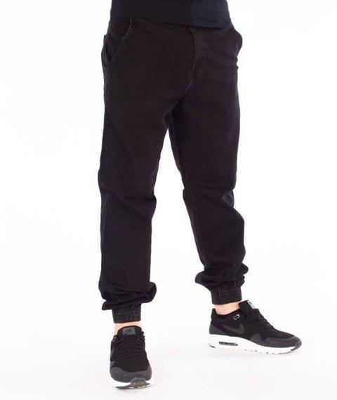El Polako-Republic Regular Jogger Spodnie Black