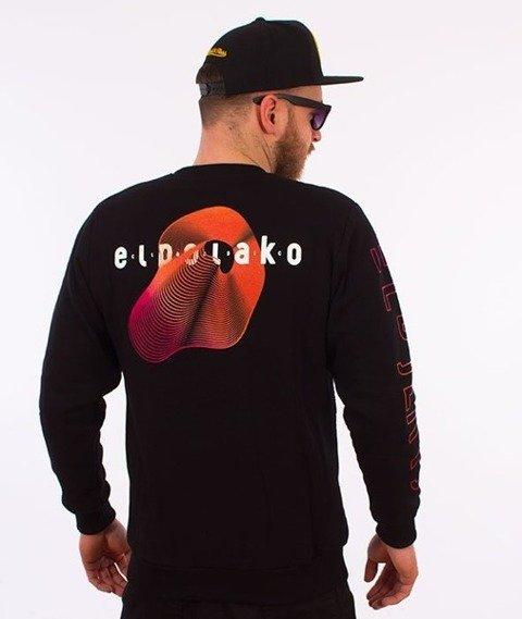 El Polako-Sonar Bluza Czarna