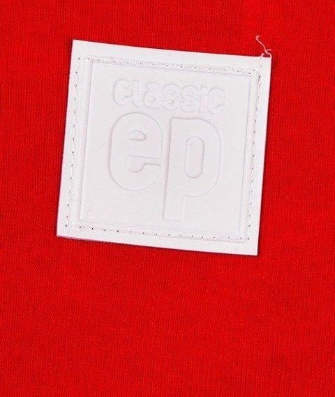 El Polako-Three Colors Crewneck Bluza Czarna/Czerwona