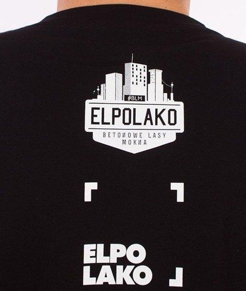 El Polako-Umbrela T-Shirt Czarny