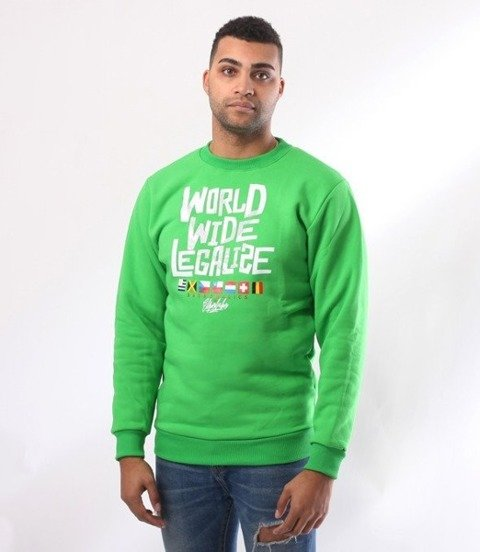 El Polako-WWL Bluza Zielony