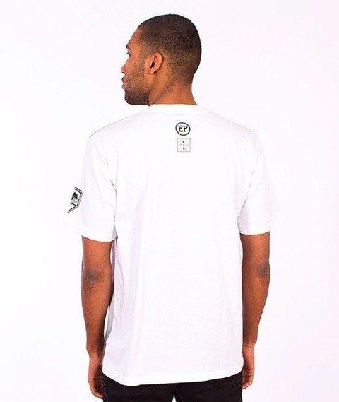 El Polako-Żubr T-Shirt Biały/Multikolor