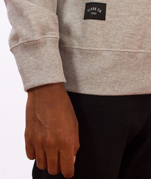 Elade-Camo Stripe Bluza Szara
