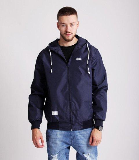 Elade-Classic Jacket Navy Blue