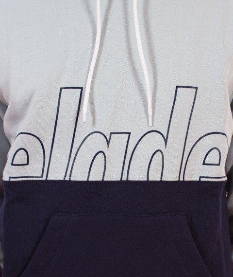 Elade-Hoody Two Tone Niebieski/Navy