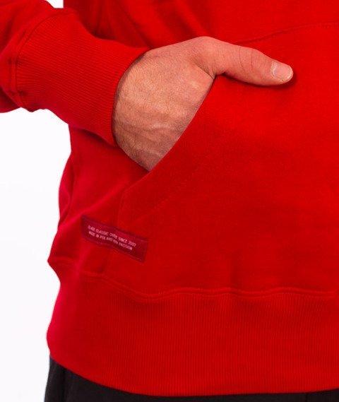 Elade-Icon Hoody Bluza Kaptur Red