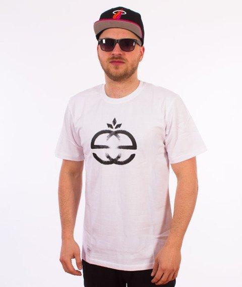 Elade-Icon Marker T-Shirt Biały