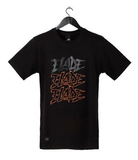 Elade-Jerky T-Shirt Black