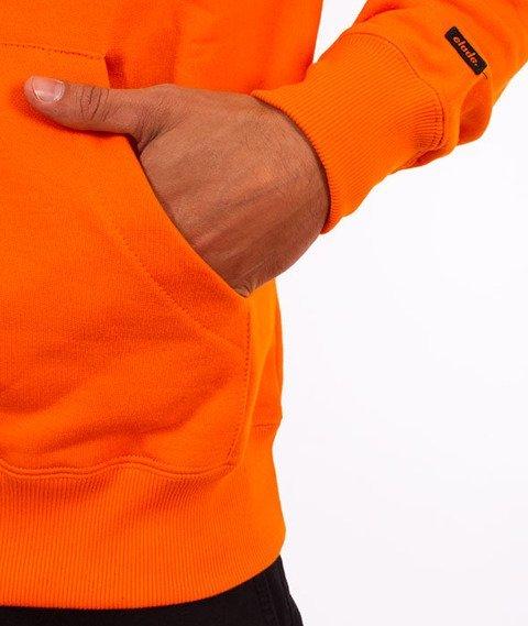Elade-Mini Logo Bluza Kaptur Pomarańczowy
