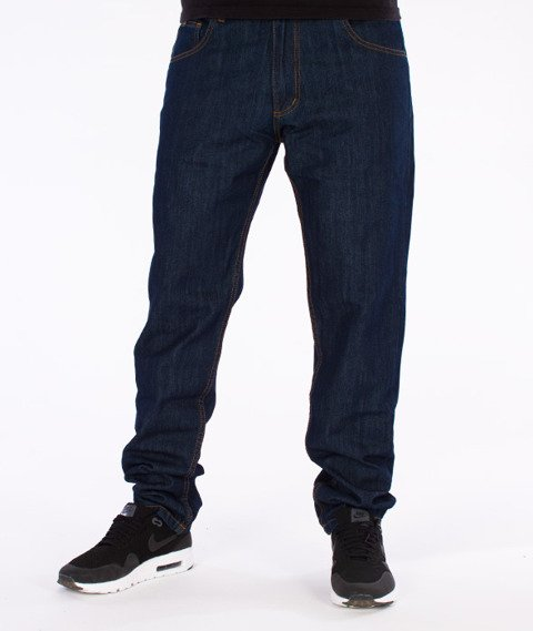 Elade-Patch Classic Denim Dark Blue