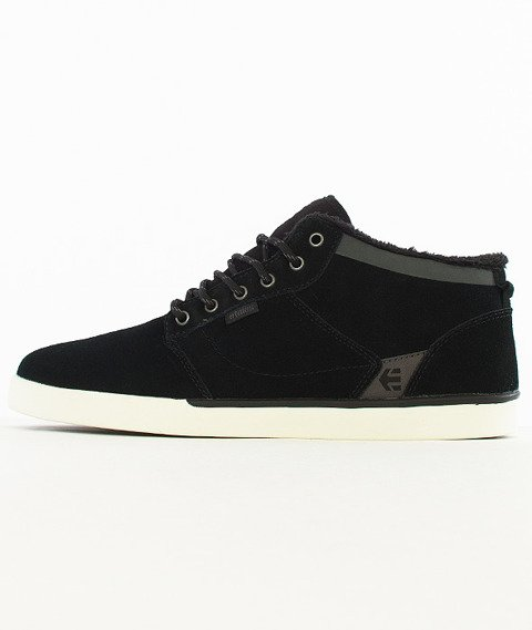 Etnies-Jefferson Mid Black/Dark Grey