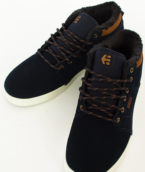 Etnies-Jefferson Mid Navy/Brown/White
