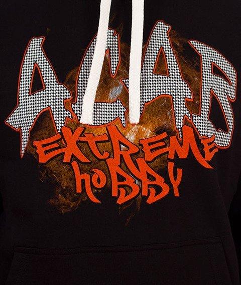 Extreme Hobby-ACAB Bluza Kaptur Czarna