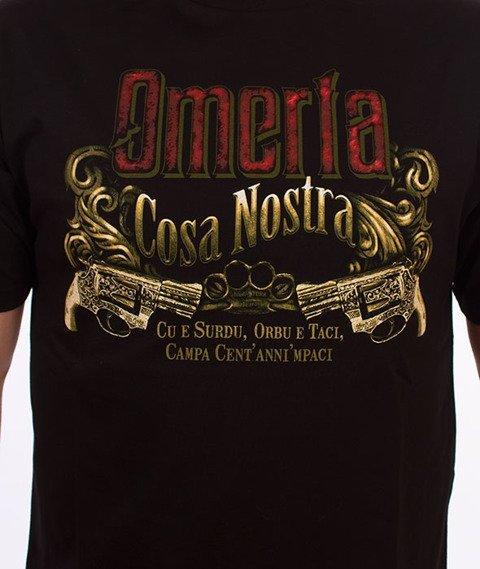 Extreme Hobby-Cosa Nostra T-shirt Czarny