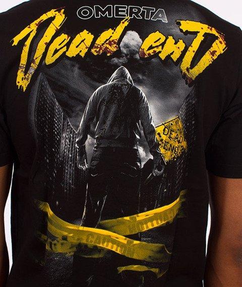Extreme Hobby-Dead End T-shirt Czarny