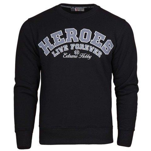 Extreme Hobby-Heroes Bluza Czarna