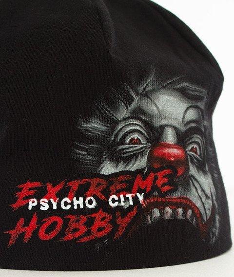 Extreme Hobby-Psycho City Czapka Zimowa Czarna