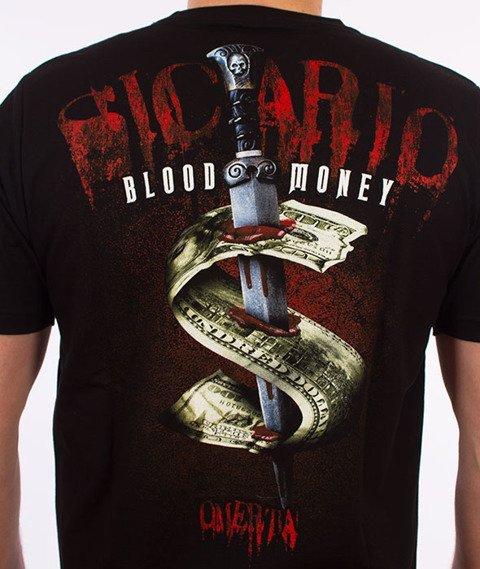 Extreme Hobby-Sicario T-shirt Czarny