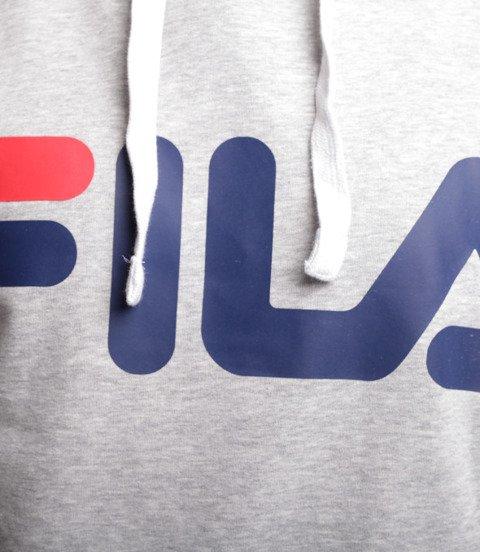FILA-Classic Logo Kangurka Szara